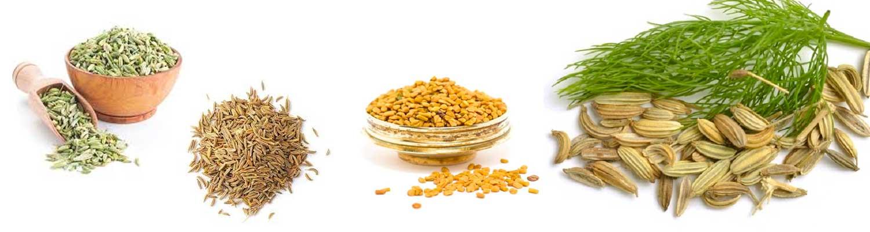 Nuts I Seeds